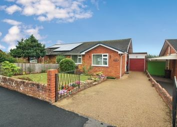 Thumbnail 2 bed semi-detached bungalow for sale in Courtenay Gardens, Alphington, Exeter