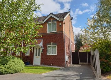 Thumbnail 3 bed property for sale in Goodwood Drive, Stockport