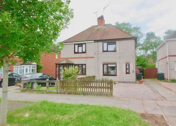 Thumbnail 2 bed semi-detached house for sale in Charter Avenue, Canley, Coventry, 8Ep.