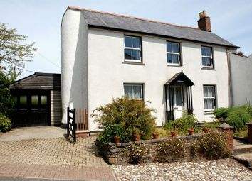Thumbnail 4 bed semi-detached house for sale in Bodmin Hill, Lostwithiel