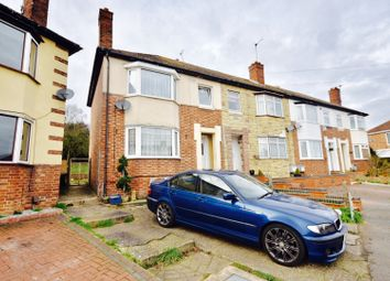 Thumbnail 3 bedroom end terrace house for sale in Hillside Avenue, Kettering