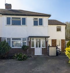 Thumbnail 5 bed semi-detached house to rent in Cleves Way, Hampton