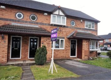 Thumbnail 2 bed terraced house for sale in Kings Close, Wrexham