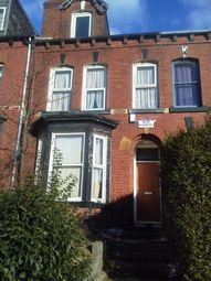 Thumbnail Room to rent in Cardigan Road, Hyde Park, Leeds