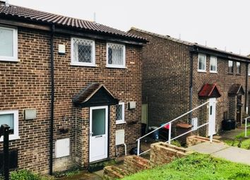 Thumbnail 2 bed end terrace house to rent in Heron Way, Chatham
