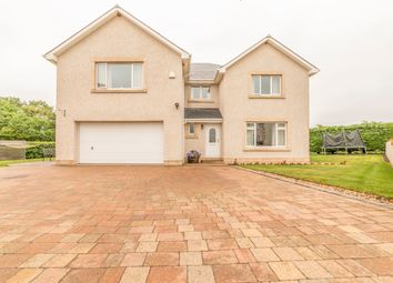 Thumbnail 5 bed detached house for sale in Houndridge, Kelso