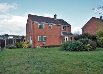 Thumbnail 4 bed detached house for sale in Bracken Rise, Thetford