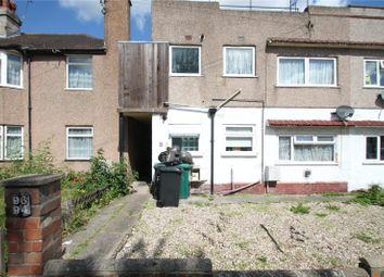 Thumbnail 2 bedroom flat for sale in St Marks Avenue, Northfleet, Kent