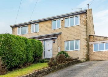 Thumbnail 3 bed semi-detached house for sale in Heather Road, Meltham, Holmfirth