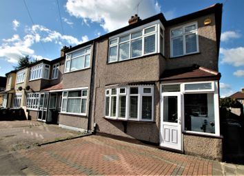 Thumbnail 3 bed end terrace house for sale in Gerald Road, Dagenham