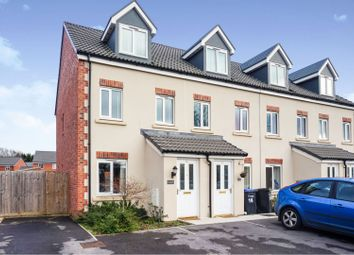 Thumbnail 3 bed end terrace house for sale in Academy Close, Melksham