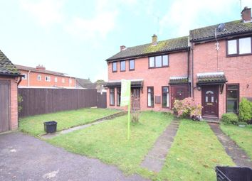 Thumbnail 2 bedroom terraced house to rent in Portway, Riseley, Reading, Berkshire