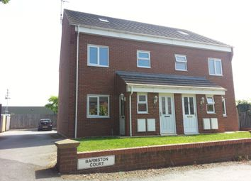 Thumbnail 3 bed flat to rent in Barmston Court, Old Barmston Road, Beverley