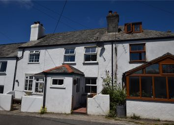 Thumbnail 3 bed terraced house to rent in Marhamchurch, Bude