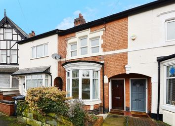 3 bed terraced house for sale in Station Road, Harborne, Birmingham B17