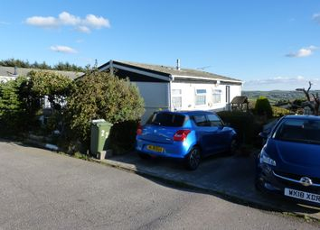 Thumbnail 2 bed mobile/park home for sale in Planet Park, Delabole