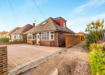 Thumbnail 4 bedroom detached bungalow for sale in Brighton Road, Lancing
