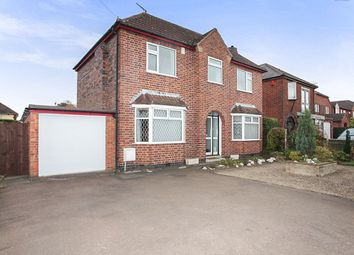 Thumbnail 3 bedroom detached house for sale in Ashford Road, Hinckley