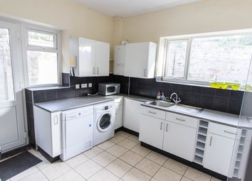 Thumbnail 5 bed shared accommodation to rent in Ebenezer Terrace, City Centre, Newport