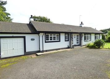 Thumbnail 3 bed detached bungalow for sale in Creag Ard, Canonbie, Dumfries And Galloway