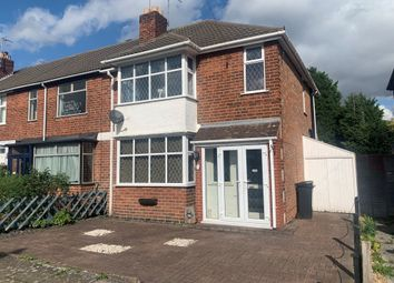 3 bed semi-detached house for sale in Totland Road, Leicester LE3