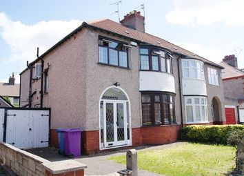 Thumbnail 3 bed semi-detached house to rent in Reedale Road, Mossley Hill, Liverpool, Merseyside