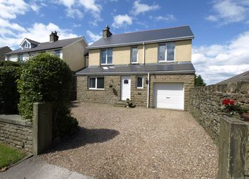 4 bed detached house for sale in Carr Mount, Upper Cumberworth, Huddersfield HD8