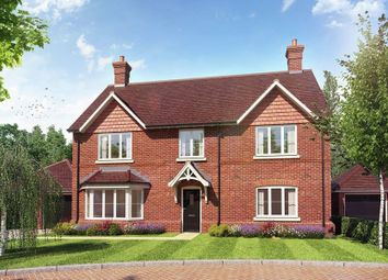 "Thumbnail 5 bed detached house for sale in ""The Lark"" at Dollicott, Haddenham, Aylesbury"