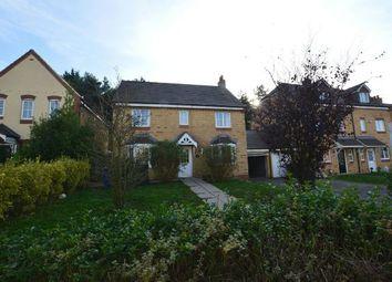 Thumbnail 4 bedroom detached house for sale in Woodlands, Grange Park, Northampton
