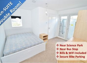 Thumbnail Room to rent in Nuns Way, Cambridge