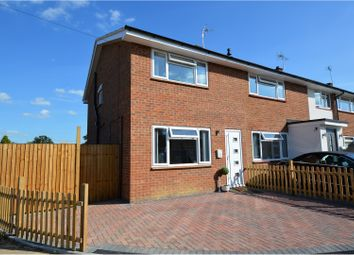 Thumbnail 2 bed semi-detached house for sale in Glovers Field, Brentwood