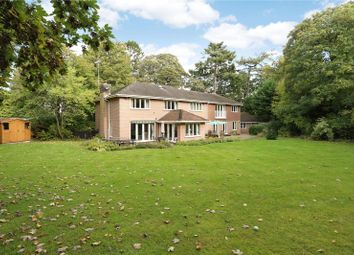 Thumbnail 5 bed detached house for sale in East Hill Drive, Liss, Hampshire