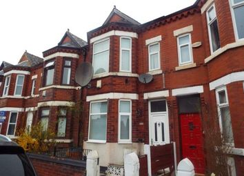 Thumbnail 3 bedroom terraced house for sale in Liverpool Street, Salford, Greater Manchester