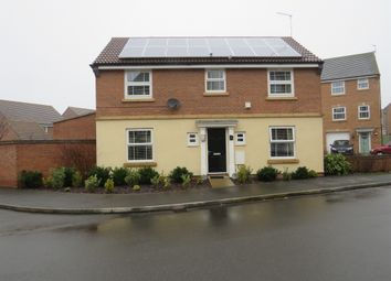 Thumbnail 4 bed detached house for sale in Hopkinson Court, Bestwood Village, Nottingham