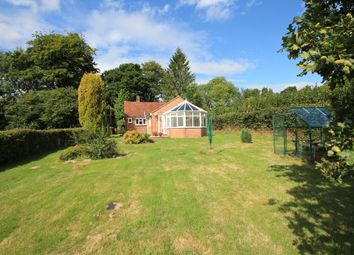 Thumbnail 4 bed detached bungalow to rent in Cansiron Lane, Cowden, Edenbridge