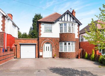 3 bed detached house for sale in Warwick Avenue, Littleover, Derby DE23