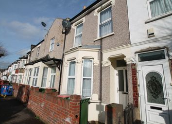 Thumbnail 3 bed terraced house to rent in Fourth Avenue, London