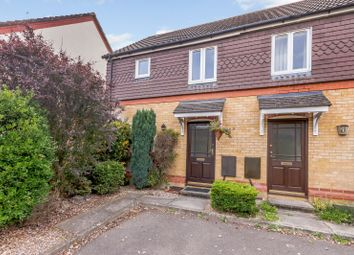 Thumbnail 2 bed semi-detached house for sale in Kaye Don Way, Weybridge