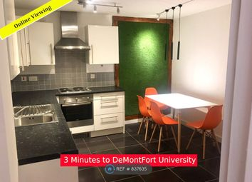 3 bed flat to rent in Minutes To Dmu, Leicester LE1