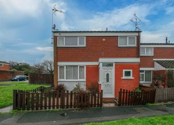 3 bed end terrace house for sale in Fulbrook Close, Church Hill, Redditch B98