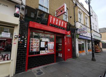Thumbnail Restaurant/cafe for sale in Roman Road, Bow, London.
