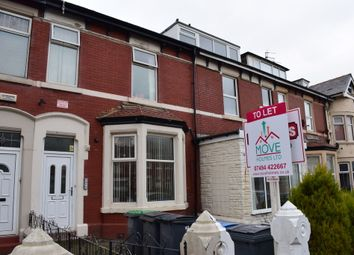 Thumbnail 1 bed flat to rent in Shaftesbury Avenue, Blackpool