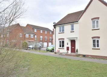 Thumbnail 3 bed semi-detached house for sale in Crown Walk, Walton Cardiff, Tewkesbury, Gloucestershire