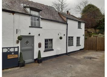 2 bed cottage for sale in Llanasa Road, Gronant LL19