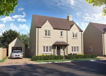 Thumbnail 4 bed detached house for sale in The Fyfield, Deanfield Grove, St Johns Road, Tackley Oxfordshire