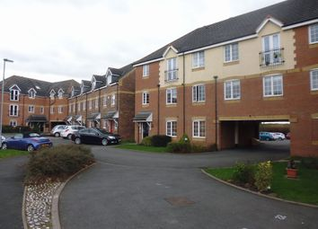 Thumbnail 2 bed flat to rent in Birchfield Close, Tamworth, Staffordshire