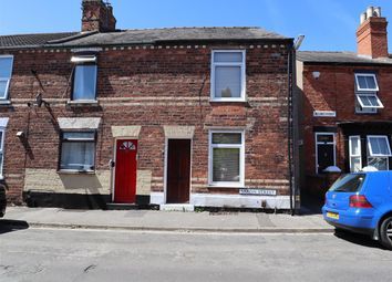 Thumbnail 1 bed end terrace house for sale in Saxon Street, Lincoln
