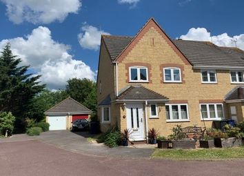 Thumbnail 3 bedroom property to rent in Church View, Gillingham