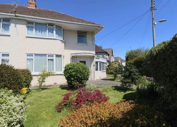 Thumbnail 3 bed semi-detached house for sale in Chestwood Avenue, Sticklepath, Barnstaple