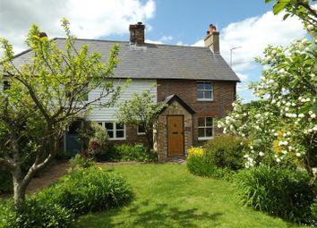 Thumbnail 4 bed semi-detached house for sale in Shortgate Lane, Laughton, Lewes